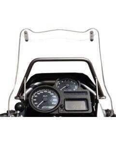 GPS handlebar bracket *tubular*  BMW R 1200 GS above the instruments GPS bracket adapter Bracket for navigation systems