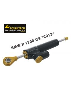 Touratech Suspension steering damper *CSC* for BMW R1200GS (LC)  model 2013 +mounting kit included+