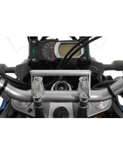 GPS handlebar bracket adapter for Yamaha XT1200Z Super Tenere up to 2013GPS bracket adapter Bracket for navigation systems