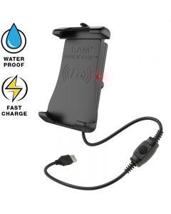RAM Mount inductive Quick-Grip smartphone holder