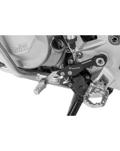 Gear lever length adjustable and foldable for BMW F850GS/ F850GS Adventure/ F750GS