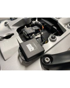 TOURATECH Connect APP inclusive Hardware for BMW R1250GS/GSA, R1200GS/GSA from 08/2015