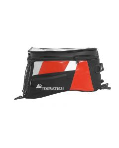 """Tank bag """"Ambato Exp Red"""" for the Honda CRF1000L Africa Twin / CRF1100L Africa Twin"""