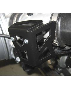 Throttle potentiometer cover, black, for BMW R1200R (2006 - 2010), R1200GS, R1200GS/Adv, RnineT/ RnineT Urban G/S