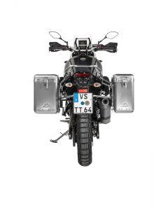 ZEGA Mundo aluminium pannier system for Yamaha Tenere 700